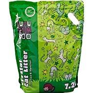 Huhubamboo silikónová podstielka – mentol 7,2 l - Podstielka pre mačky