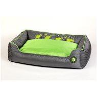 Kiwi Walker pelech pre psa Running z ortopedickej peny, zelený - Pelech pre psa
