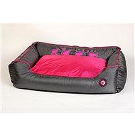Kiwi Walker pelech pre psa Running z ortopedickej peny, ružový - Pelech pre psa