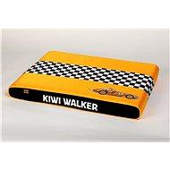 Kiwi Walker Racing Cigar ortopedický matrac veľkosť M, oranžový - Matrac pre psa