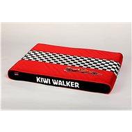 Kiwi Walker Racing Formula ortopedický matrac veľkosť L, červený - Matrac pre psa