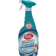 Multi-surface disinfectant cleaner - dezinfekčný prostriedok na rôzne povrchy  750 ml - Dezinfekcia pre zvieratá