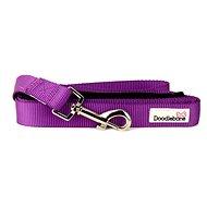 Vôdzka pre psa Doodlebone Purple S - Vodítko pre psa