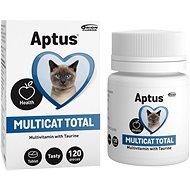 Aptus Multicat 120 tbl. - Doplnok stravy pre mačky