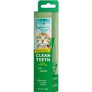 Prostriedok na zuby Tropiclean čistiaci gél na zuby pre mačky 59 ml