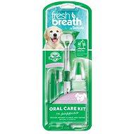 Prostriedok na zuby Tropiclean sada na čistenie zubov Fresh Breath pre šteňatá