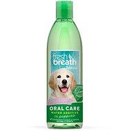 Prostriedok na zuby Tropiclean prísada do vody pre šteňatá 473 ml
