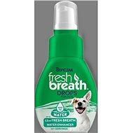 Prostriedok na zuby Tropiclean kvapky pre svieži dych 52 ml