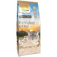 Nature Land pre činčily a hlodavce 1 kg - Kúpací piesok
