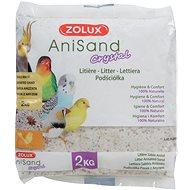 Zolux AniSand Crystal 2 kg - Podstielka