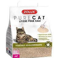 Zolux PURECAT clumping rostlinná 8l - Podstielka pre mačky