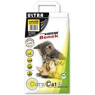 Super Benek Corn Compact Natural 7 l - Podstielka pre mačky