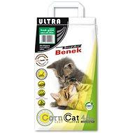 Super Benek Corn Compact Fresh Grass 7 l - Podstielka pre mačky