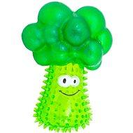 Akinu hračka TPR brokolica pre psov 14cm - Hračka pre psov