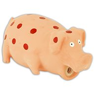 Akinu hračka pre psa piggy pink 21cm