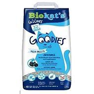 Biokat´s Goodies s aktívnym uhlím 6 l - Podstielka pre mačky