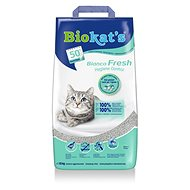 Biokat´s bianco fresh control 10 kg - Podstielka pre mačky