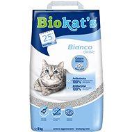 Biokat´s bianco hygiene, 5 kg - Podstielka pre mačky