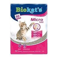 Biokat´s mickro fresh 14 l - Podstielka pre mačky