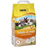 Gimborn kukuričná podstielka 7 l - Podstielka pre mačky