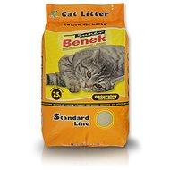 Super Benek Natural 25l - Podstielka pre mačky