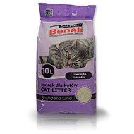 Super Benek Lavender 10l - Podstielka pre mačky