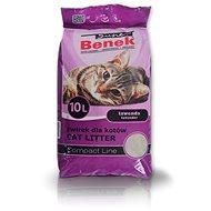 Super Benek Compact Lavender 10l - Podstielka pre mačky