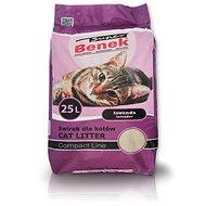 Super Benek Compact Lavender 25l - Podstielka pre mačky