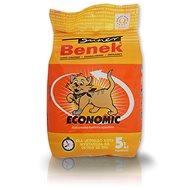 Super Benek Economic 5l - Podstielka pre mačky