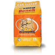 Super Benek Economic 25l - Podstielka pre mačky
