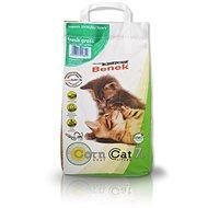 Super Benek Corn Fresh Grass 7l - Podstielka pre mačky