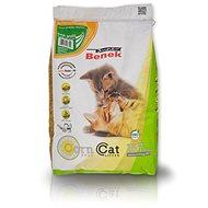 Super Benek Corn Fresh Grass 25l - Podstielka pre mačky