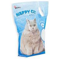 Akinu Happy Cat White 3,6l - Podstielka pre mačky