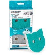 Beldray Cat sivá, modrá 2 ks - Umývacia hubka