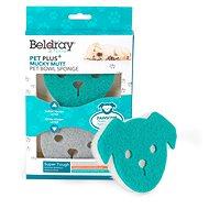 Beldray Dog sivá, modrá 2 ks - Umývacia hubka