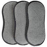 Umývacia hubka BELDRAY Microfibre Čistiaca handrička 3 ks