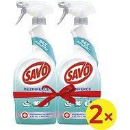 SAVO Bez Chloru Víceúčelový 2× 750 ml