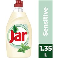 Jar Sensitive Tea Tree & Mint 1,35 l - Prostriedok na riad
