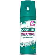 SANYTOL Dezinfekcia, univerzálny čistič 400 ml