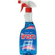 IRON čistič okien 750 ml - Čistič okien