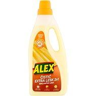 ALEX 2 v 1 čistič a extra lesk na laminát 750 ml - Čistiaci prostriedok