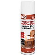 HG restaurátor tvrdého dřeva 500 ml - Čistič na drevo