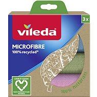 VILEDA mikrohandra z recyklovaných vlákien 3 ks
