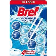 BREF Power Aktiv Ocean tuhý 2× 50 g - WC blok