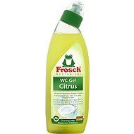 FROSCH EKO WC gél citrus 750 ml - Ekologický čistiaci prostriedok