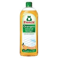 FROSCH EKO Univerzálny čistič Pomaranč 750 ml - Ekologický čistiaci prostriedok