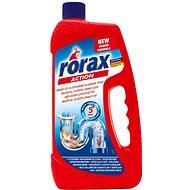 RORAX Gélový čistič odpadov 2v1 1 l - Čistiaci prostriedok