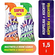 CILLIT Bang Spray 750 ml + Odmasťovač 750 ml