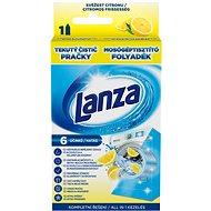 LANZA Čistič pračky Citron (1 praní) - Čistiaci prostriedok