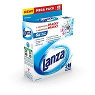 LANZA Tekutý čistič práčky 2× 250 ml DUO (2 prania) - Čistiaci prostriedok